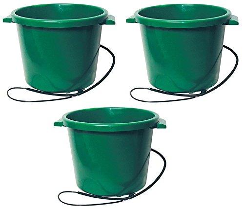 Farm Innovators HT-200 16 Gallon Heated Water Tub - Quantity 3