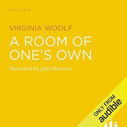 Couverture de A Room of One's Own