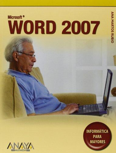 Word 2007 (Informática Para Mayores)