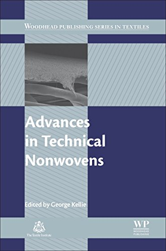 Advances in Technical Nonwovens (Woodhead Publishing Series in Textiles, Band 181)