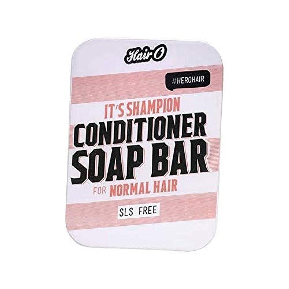 曲ストライプ作家[Hair O ] それのShampionコンディショナーソープバー100グラムO毛 - Hair O It's Shampion Conditioner Soap Bar 100g [並行輸入品]
