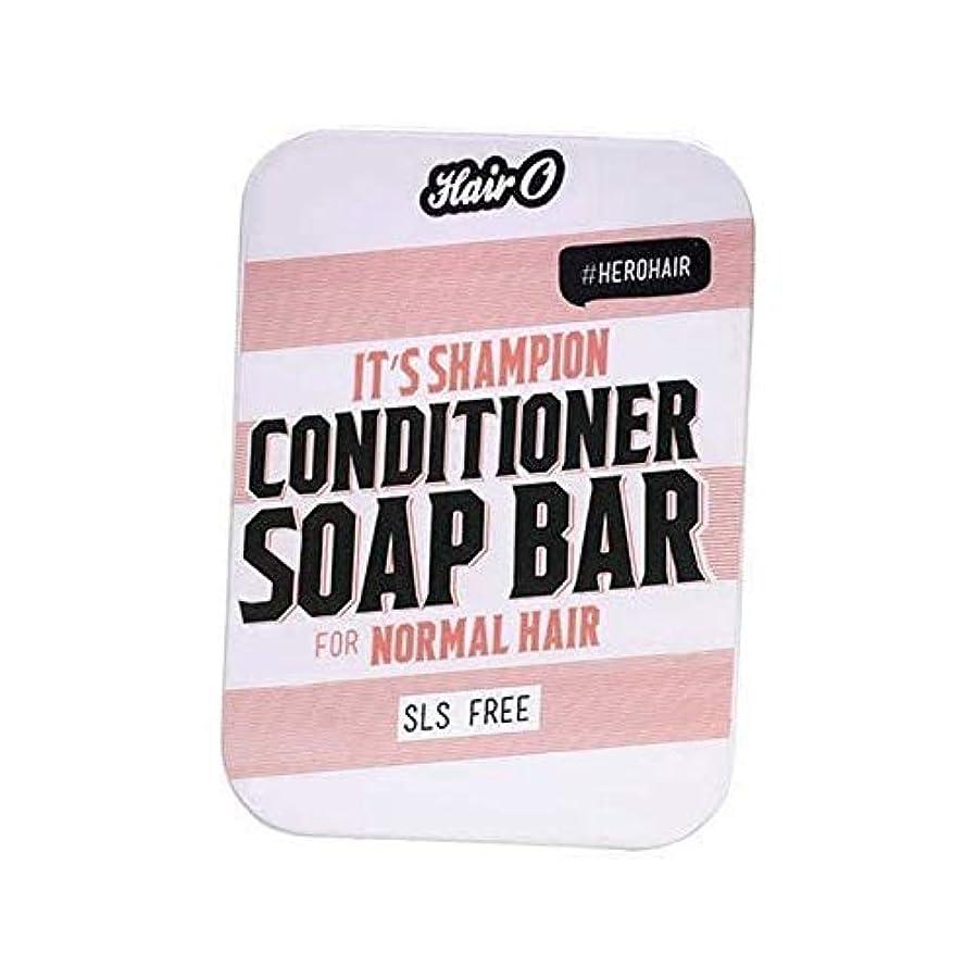 振り向くランタン苦味[Hair O ] それのShampionコンディショナーソープバー100グラムO毛 - Hair O It's Shampion Conditioner Soap Bar 100g [並行輸入品]