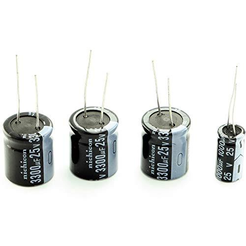 Overdrive-Racing Reparatursatz Kondensatoren Navi Power Board Passend Für CCC 3er E90 E91 E93 5er E60 E61 6er E63 E64 X5 E70 X6 E71