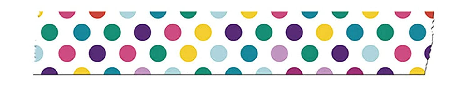 Tape Works Sbtape Multi Colored Polka Dots