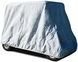 CarsCover HD Waterproof UTV Cart Cover 5 layer storage covers For Polaris, Yamaha, Kawasaki (Fit up to 132 inch long)