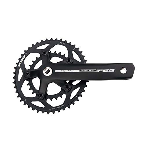 Full Speed Ahead FSA Tempo Double Adventure JIS Bicycle Crankset - CK-C201/WT (30/46T - 175mm)
