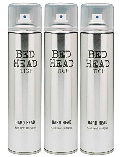 TIGI - Hard Head Bundle - Haarspray - 3x385ml -