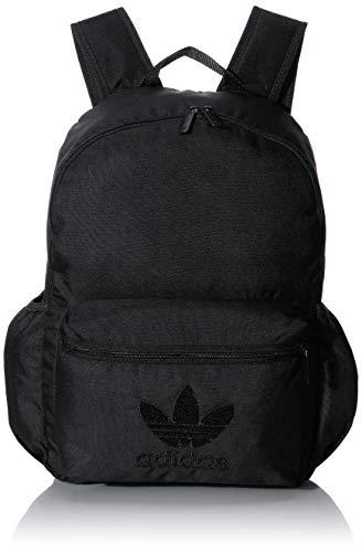 adidas Unisex Adult CL BP PREM LOGO Backpack - Black, Size NS