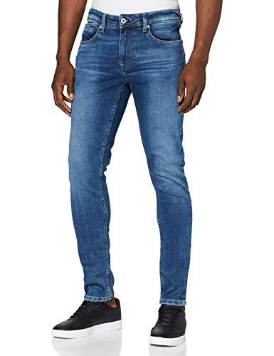 Pepe Jeans Finsbury Jeans' Vaqueros, Azul (Denim DD9), 29W / 32L para Hombre