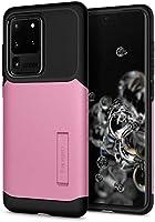 Spigen Samsung Galaxy S20 Ultra Kılıf Slim Armor / Rusty Pink - ACS00638