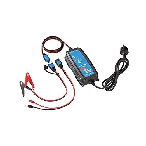 Victron BlueSmart Batterieladegerät IP65 12/7 mit integriertem Bluetooth für alle Batterietypen 12V 7A BPC120731064R