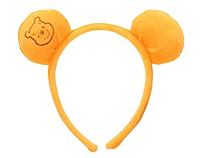 elope Disney Winnie The Pooh Ears Costume Headband Yellow by elope, Inc.