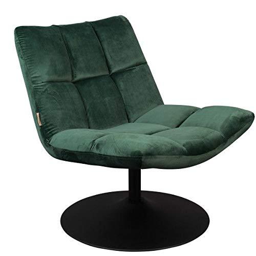 Dutchbone Loungesessel Chair Bar Samt