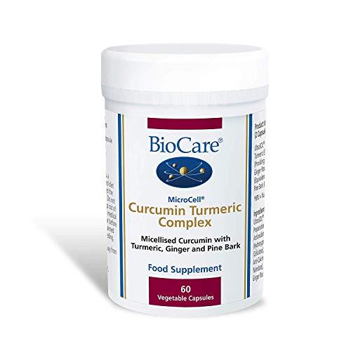 Biocare Microcell Curcumin Turmeric Plus Caps 60