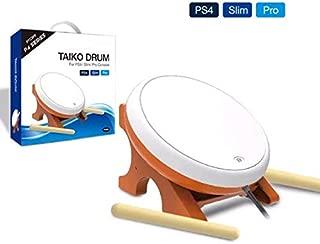 OSTENT ミニ 太鼓 の 達人 マスター ドラム ドラム コントローラー 日本 伝統的 楽器 Sony PS4 スリム プロ 用