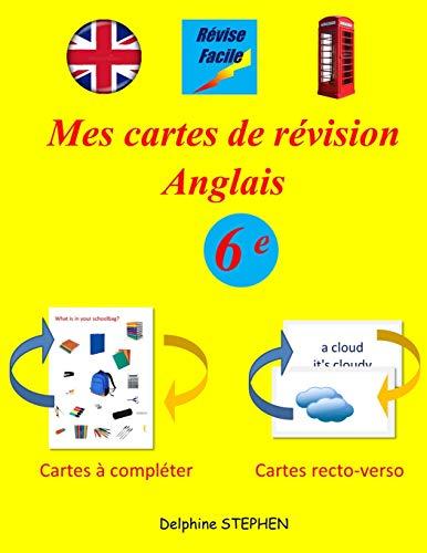Mes cartes de révision Anglais 6e