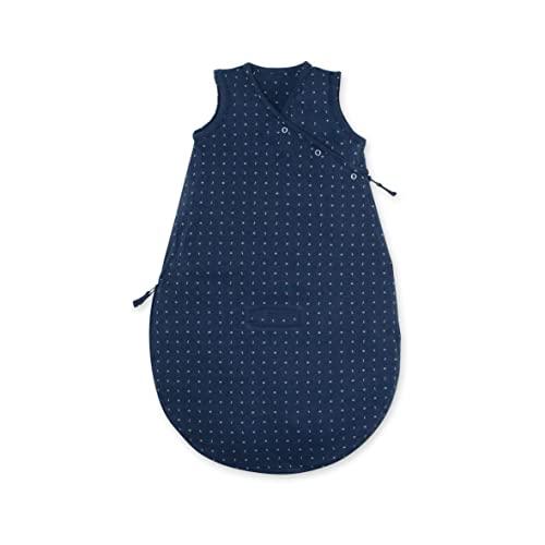 BEMINI Saco de dormir de 0 a 3 meses, con estampado geométrico, color azul