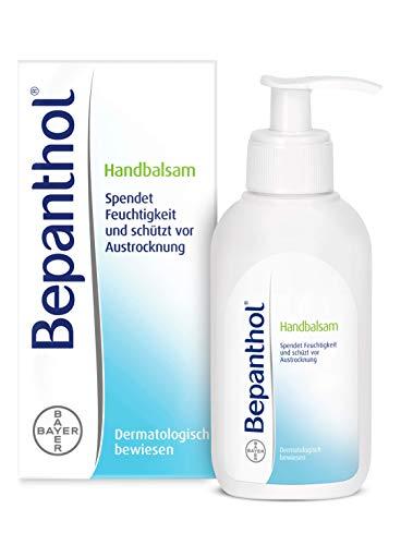 Bepanthol Handbalsam: Schnell einziehender Balsam für raue, strapazierte Hände, 150 ml Tube, 1 Stück