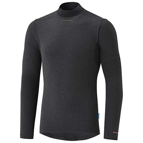 S-Phyre intimo invernale baselayer nero