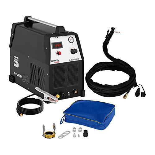 Stamos Power² S-CUTTER 90 Plasmaschneider 90 A 400 V 25 mm Schnitttiefe Plasmaschneidegerät Plasmacutter Plasma Cutter