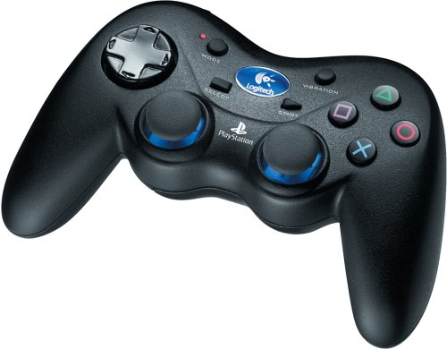 Logitech PlayStation 2 Cordless Controller