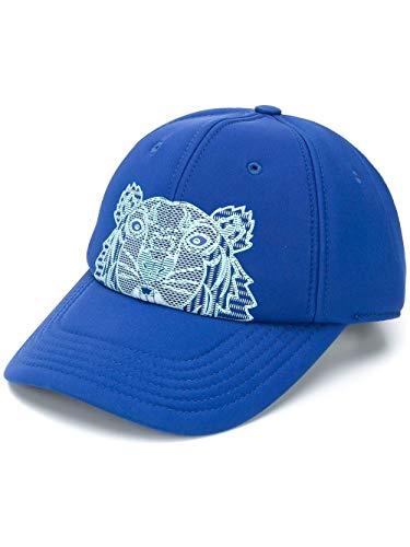 Kenzo Luxury Fashion Herren FA55AC301F2276 Blau Hut | Frühling Sommer 20