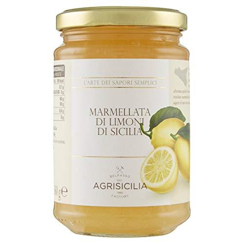 Agrisicilia Marmellata di Limoni di Sicilia - 360 G