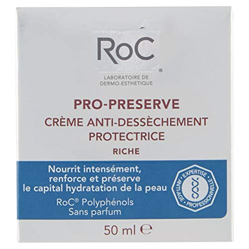 Roc Pro Reserve Anti Drynness Protecting Cream Rich 50Ml