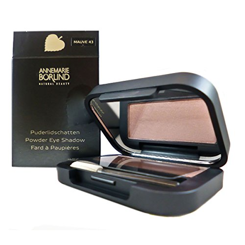 Annemarie Börlind Powder Eye Shadow 43 mauve, 1er Pack (1 x 2 ml)