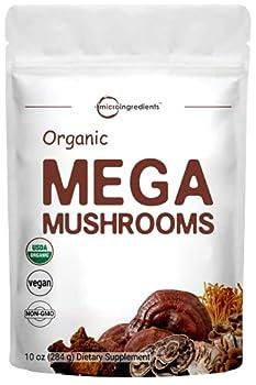 Best organic mushroom powder Reviews