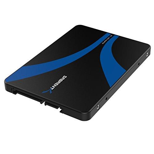 """Sabrent Case in Alluminio con Adattatore da SSD M.2 a SATA III da 2,5"""" (EC-M2SA)"""