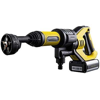 High Pressure Washer Gun Car Cleaner Handheld Wireless Flushing Gun,20V MAX Portable Pressure Cleaner,Handheld Pressure Cleaner For Home/Garden/Decking/Vehicles dljyy from Dljxx