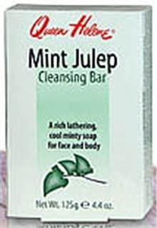Queen Helene Mint Julep Cleansing Bar 4.4 Ounce