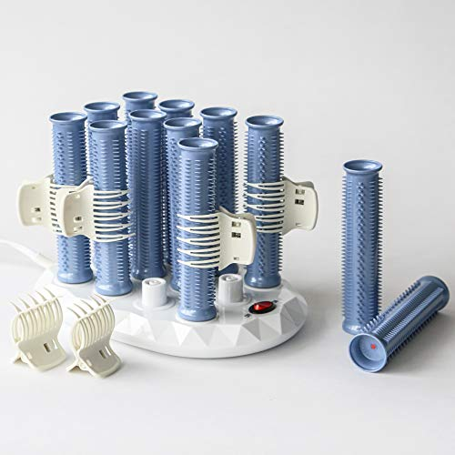 6. Calista Tools Ion Hot Rollers