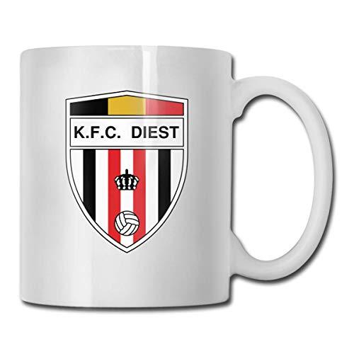 DHGER Neues Design KFC Diest Logo Becher für heißes/kaltes Trinken Kaffee oder Tee für Männer