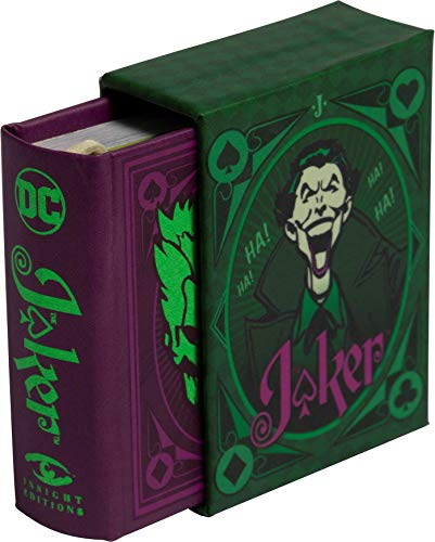 DC Comics: The Wisdom of The Joker (Tiny Books)