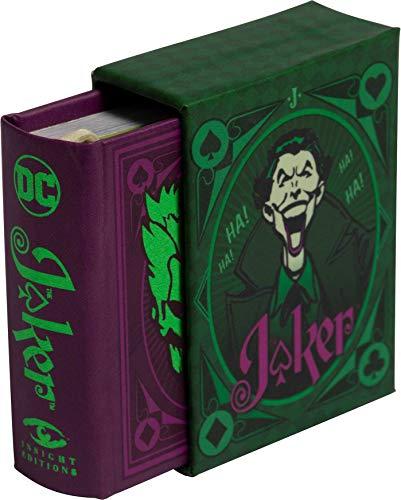 DC Comics: The Wisdom of The Joker (Tiny Book)