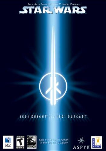 Star Wars - Jedi Knight 2: Jedi Outcast (MAC/eng