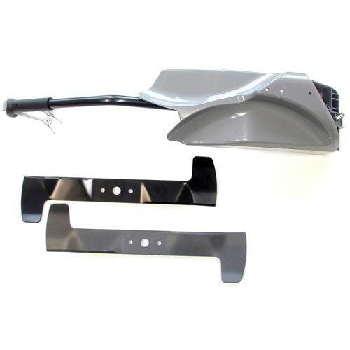 Original Castelgarden Mulch-Set mit Klingen für Modell TC92 nach 2006, ersetzt Originalnummer: 99900070/0