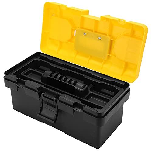 Estuche de almacenamiento con asa portátil, Estuche sellado para almacenamiento a prueba de golpes Caja de herramientas para uso profesional para uso en viajes para la familia