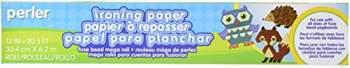 Perler Bügeln Papier Rolle
