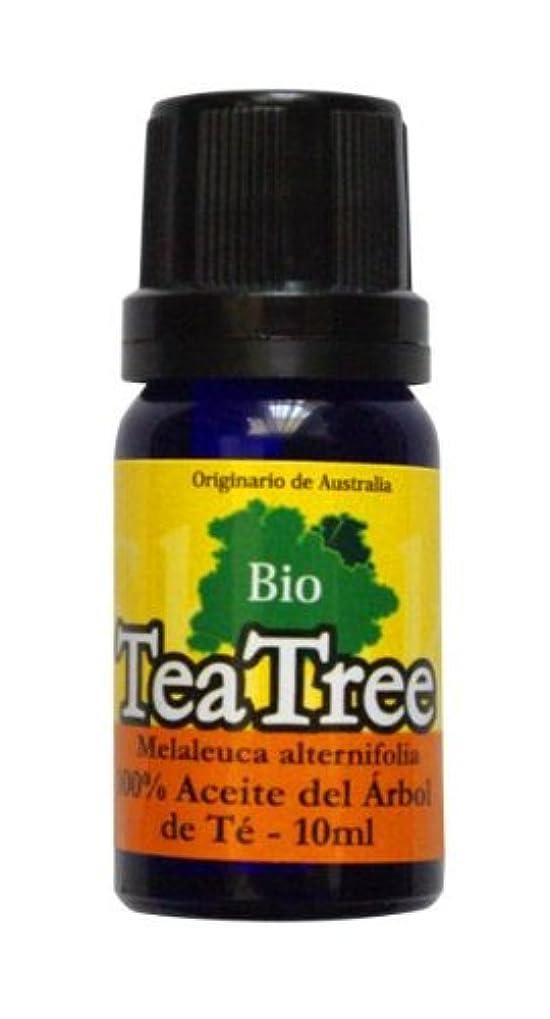 とまり木取る外部100%有機栽培(オーガニック)ティーツリーオイル10ml