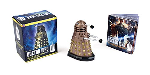 Doctor Who: Dalek Collectible Figurine and Illustrated Book (RP Minis)