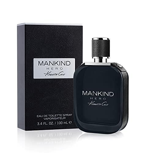 4. Kenneth Cole Mankind Hero au De Toilette Spray