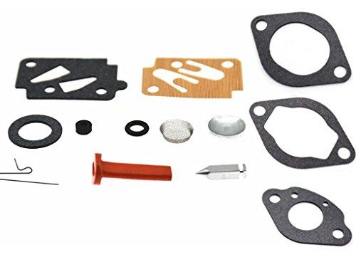 Partman Carburetor Repair Carb Rebuild Kit For Eska Sears Ted Williams Tecumseh Outboard Motor 1961-1987 NEW