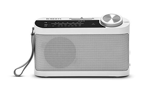 Roberts Radio R9993 Portable 3-Band LW/MW/FM Battery Radio with Headphone...