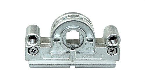 ROTO NT Reparatur Getriebeschloss Schneckengehäuse für Serie ROTO NT schraubbar mit SN-TEC Upgrade