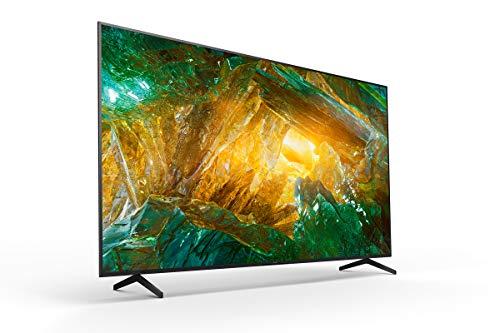 Sony KD65XH8096, 4K Ultra HD, LED, Smart TV, 164 cm [65 Zoll] - Schwarz