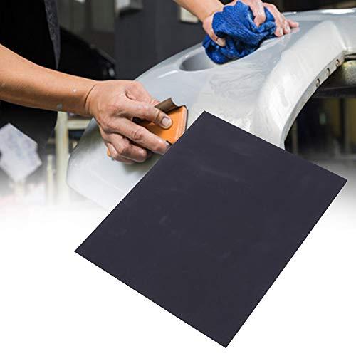 Breites Autopolierpapier, Aluminiumoxid-praktisches Siliziumkarbid-Schleifpapier, Kunsthandwerk für den Bau
