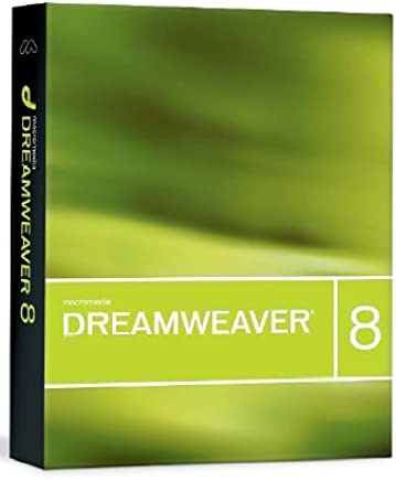 Amazon com: Macromedia Dreamweaver 8 Win/Mac [OLD VERSION]: Software